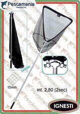 Guadino Aluminium Pliable mod.80282 Pêche à la Carpe Esturgeon Extra Strong