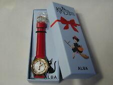 Jiji wristwatch ACCK408 ALBA SEIKO /Kiki's delivery service Ghibli