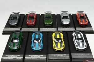 1:64 2018 PORSCHE 911 (991 II) GT2 RS Diecast Model multiple colors IN STOCK !!
