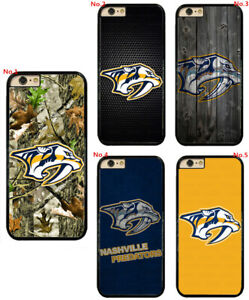 Nashville Predators  Hard Phone Case For iPhone/ Touch/ Samsung/LG
