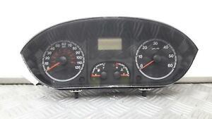 2007 FIAT DUCATO 2198 Diesel Speedometer/Instrument Cluster 1342570080