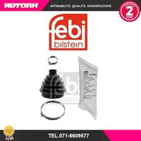 14777 Kit cuffia semiasse lato ruota Fiat Punto (188) 1999> (MARCA FEBI)