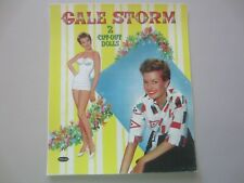 Reproduction Whitman paper dolls, Gale Storm (My Little Margie)