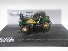 OPEL  PATENT MOTORWAGEN SYSTEM LUTZMANN 1899 COLLECTION #27 EAGLEMOSS IXO 1/43