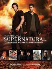 The Essential Supernatural: On the Road with Sam and Dean Winchester-ExLibrary