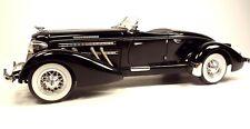 1935 Auburn 851 SC Boat Tail Speedster Ertl 1:18 th scale die cast Model 1/18