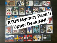 RTGS Mystery Pack UD/NHL BIG HIT! *See description for odds* All pre-sealed