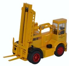Oxford Diecast Shelvoke & Drewry Freightlifter BR Yellow OO Scale (suit HO Also)