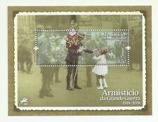 Portugal 2018 - Centenary First World War - Armistice S/S MNH