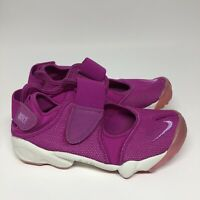 Nike Womens Air Rift Fuchsia Flash Size 5 Running Shoes 315766-502