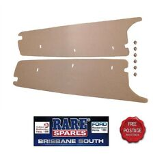 FORD FALCON XK XL XM XP INNER BOOT QUARTER PANEL MDF BOARD SUIT SEDAN AND COUPE