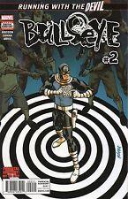 Bullseye #2 (NM)`17 Brisson/ Sannna