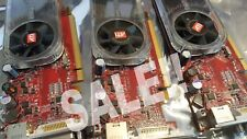 6x ATI RADEON X1300 256MB DDR2 DMS-59 Graphics Cards GPU Desktop PCIE Job Lot