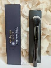 Cle De Peau (CPB) Beaute Powder & Cream Blush Brush New in Box