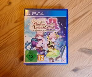 Atelier Lydie & Suelle: The Alchemists and the Mysterious Paintings (Sony...