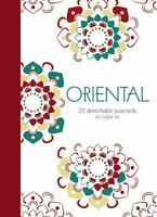 Oriental: 20 Detachable Postcards to Color in by Hamlyn , Paperback