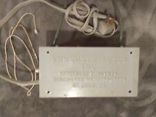 Vintage Anheuser Busch Neon Franceformer 0930 Fm 9 120 Volt