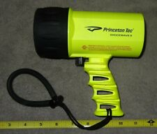 Princeton Tec Shockwave Ii Scuba Diving Light Perfect, Bright, 2 Lighting Modes