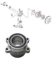 GENUINE FRONT WHEEL HUB BEARING ABS MAGNETIC STRIP FOR NISSAN ELGRAND E51 2002-