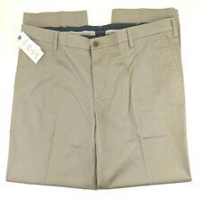 NWT Dockers Mens 40x32 Tan Signature Khaki Straight Fit Pants Slacks Bottoms NEW