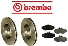 Land Rover Range Rover 96-02 4.6L Brembo Front Brake Kit with Rotors and Pads