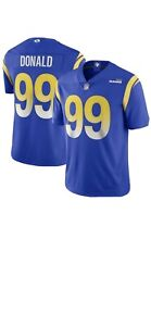 Rams Home Jersey 2020 Donald 99 Size : S