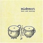 MIDWEST-Town And Country  CD NEW