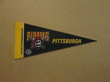 MLB Pittsburgh Pirates Vintage Circa 2007 Logo Mini Baseball Pennant