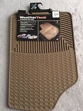 WeatherTech W2TN - 2 Front Floor Mat (First Row) - NEW with Tag