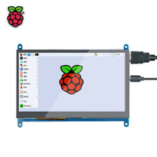 Kapazitiver Raspberry Pi 7-Zoll-LCD Touchscreen-Monitor 1024*600 Bildschirm O8G7