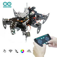 Adeept Hexapod Spider Robot Kit for Arduino with Android APP and Python GUI