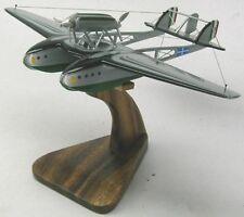Savoia-Marchetti S-55 Airplane Desktop Wood Model Regular