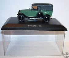 UH UNIVERSAL HOBBIES UH RENAULT NN 1927 POSTS POSITION PTT 1/43 IN BOX occasion