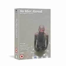 An Idiot Abroad - Series 1-3 - Complete (DVD x 5, in individual cases)