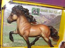 Breyer Horse #1754 Svali Fra Tjorn Dun/Bay Icelandic Stallion NIB Midyear 2016