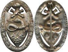 504° R.C.C.A, épingle à bascule, marquage gravé, A.B.P.D.(6950)