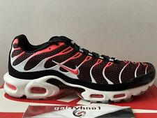 """Nike Air Max Plus """"Hot Lava"""" 852630-034 Men's Size 12 Running Shoes"""