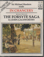 John Galsworthy Forsyte Saga Book 2 In Chancery Cassette Audio Book Abridged