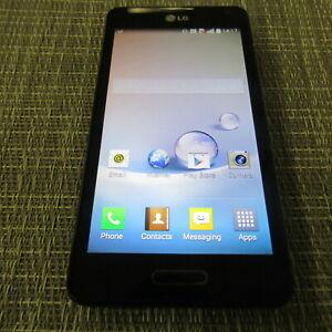 LG OPTIMUS F6, 4GB (METROPCS) CLEAN ESN, WORKS, PLEASE READ!! 41145
