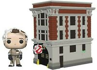 FUNKO POP! TOWN: Ghostbusters - Peter w/ House [New Toys] Vinyl Figure