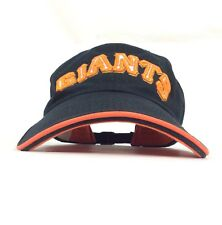 MLB San Francisco Giants Baseball Cap Hat Adj Adult Size Cotton