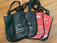 Lululemon Shopping Bags