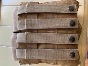 SPECTER GEAR #272 COYUniversal MOLLE mag pouch coyote made in USA FreeShip CONUS