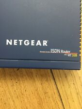 Netgear remote access ISDN router model RT328