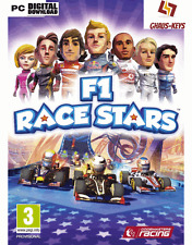 F1 RACE STARS STEAM PC Key Download Code Neu Blitzversand [DE] [EU]