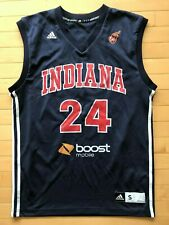 Tamika Catchings 24 Indiana Fever Tennessee WNBA Jersey Sz Adult Sz Small Adidas