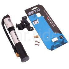 300psi Bike Air Pump High Pressure Shock Pump 2 in 1 Pump With fastener By Beto