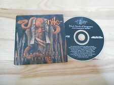 CD METAL Nile-black seeds of vengeance (12 chanson) promo sujets