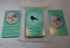 2018 Sun Bear Medicine Wheel Earth Astrology Cards