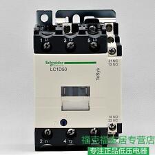 NEU LC1D50 3 Pole Spulen Wechselstromschütz AC220V 50A Electric AC Contactor
